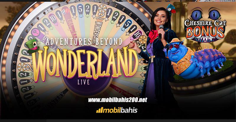 Mobilbahis349.com ile Wonderland Live Oyna