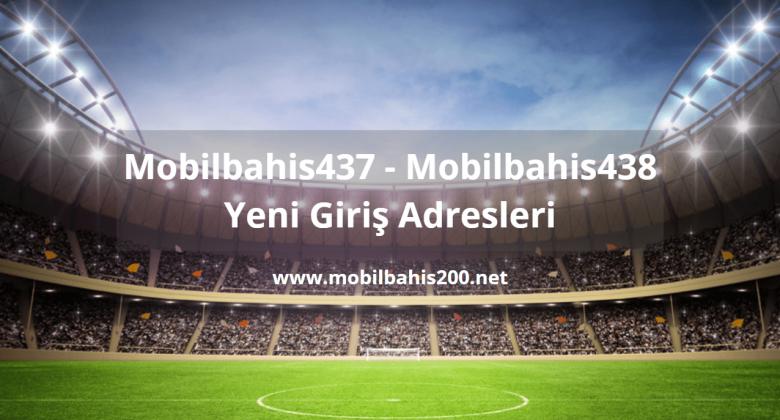 Mobilbahis437 ve Mobilbahis438